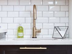 Delta Kitchen Faucets Canada by Delta Gold Trinsic Kitchen Faucet Chic And Super Functional In