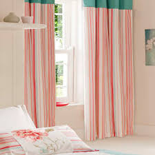 Pink Striped Curtains Pink And White Striped Curtains Furniture Ideas Deltaangelgroup