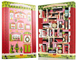 makeup advent calendar deck the halls with boughs of advent calendars 2015 edition