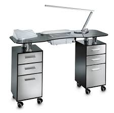 nail table ventilation systems 13 best manicure tables images on pinterest cabinet drawers