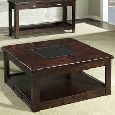 coffee table coffee table with storage ottomans leather ottoman