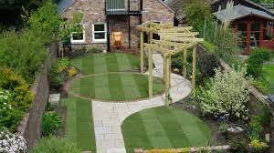 large rectangular garden design ideas youtube