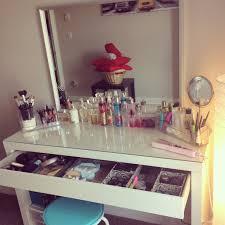 ikea malm dressing makeup table good ideas diy pinterest