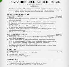Kronos Resume Nice Looking Human Resource Cover Letter 10 Resources Sample Cv