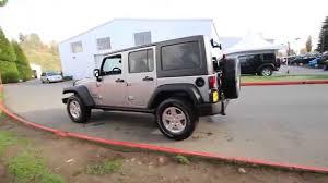 dodge jeep silver 2016 jeep wrangler unlimited sport billet silver gl125293