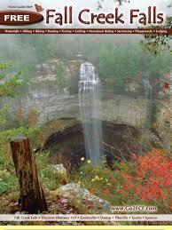 fall creek falls visitor guide 2009 camping campsite