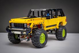 land rover lego range rover classic 1991 lifted