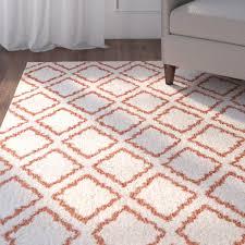 alcott hill dumbarton magic fret beige coral area rug u0026 reviews