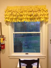 Yellow Valance Curtains Curtains Ideas Yellow Valance Curtains Inspiring Pictures Of