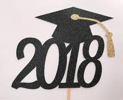 graduation decor 2018 graduation cake topper graduation decor party decorations