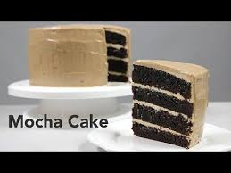 mocha cake recipe yummy ph youtube