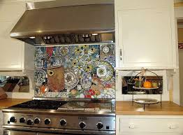 creative backsplash ideas for kitchens mosaic diy kitchen backsplash ideas 3227 baytownkitchen