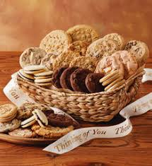 cookie baskets cookies and brownie gift baskets cookie delivery harry david