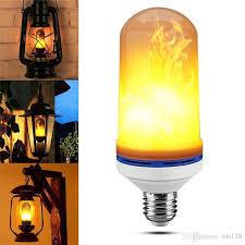 led flame effect fire light bulbs led flame effect fire light bulb e27 led flickering l beads
