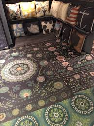 Home Design Flooring by Spicher And Company Innovative Vinyl Floorcloths At Americasmart