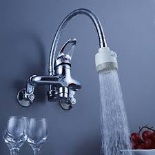 wall faucets kitchen wall mounted kitchen faucet coredesign interiors