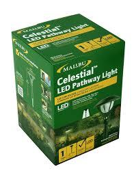 Led Low Voltage Landscape Light Bulbs - amazon com malibu celestail led pathway light led low voltage