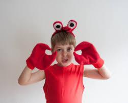 crab claws gloves children u0027s or u0027s photo prop