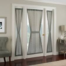Blackout Door Curtains Curtain Marvellous Door Curtain Panels Drapes For French Doors