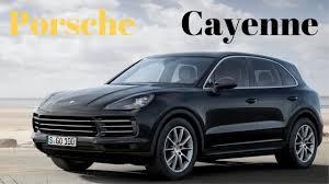 Porsche Cayenne Redesign - 2019 porsche cayenne best of suv segment youtube