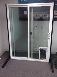 Dog Door For Patio Sliding Door Sliding Door Dog Door Insert Kapan Date
