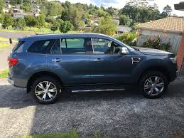 suv ford review 2015 ford everest titanium suv nz techblog