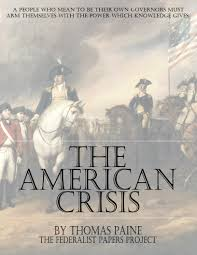 helped write the federalist papers the american crisis