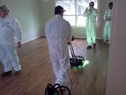 uv curing of hardwood floor finish