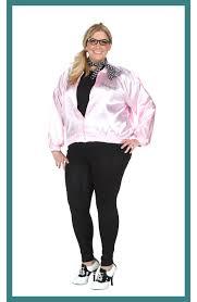 Pink Ladies Halloween Costumes Size Women U0027s Costumes Size Halloween Costumes Women