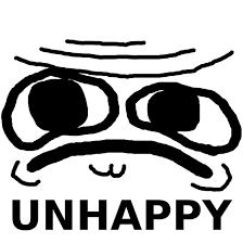 Unhappy Meme - unhappy jpeg unamused know your meme