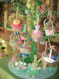 Printable Easter Tree Decorations by 177 Best Holidays Easter Trees U0026 Wreaths Images On Pinterest