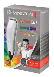 remington hc5035 corded colour cut men u0027s hair clipper ebay