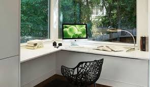 corner desk office smart small space design ideas youtube