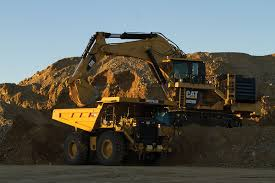 new cat 6020b hydraulic mining shovel features innovative designs