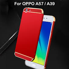 Oppo A57 3 In 1 Pc Back Cover For Oppo A57 360 Degree