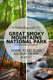 great smoky mountains national park jason barnette is a travel