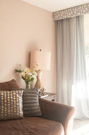 make a simple inexpensive window treatment wendy james