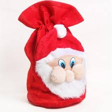 big gift bags santa claus large sack big gift bags christmas