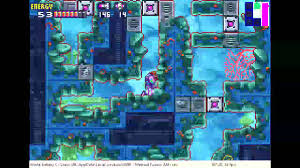 Metroid Nes Map прохождение игры Metroid Fusion 18 кошмар Youtube