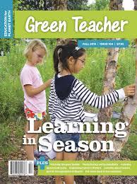 back issues green teacher