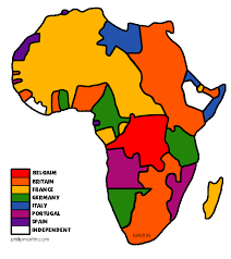 map of colonies map clipart