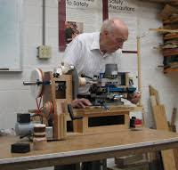 the carpenter engine ornamental lathe