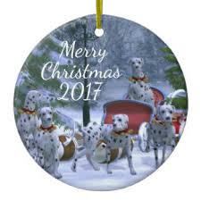 dalmatian ornaments keepsake ornaments zazzle