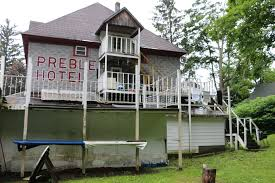 Katrina Cottages For Sale by Cny Dives After 150 Years Preble Hotel Going Strong With Frog
