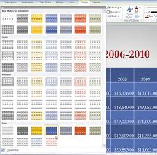 Change Table Style In Excel Powerpoint 2010 Working With Tables Page 4