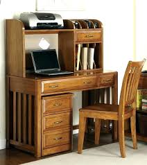 solid wood writing desk with hutch wooden desk with hutch thesocialvibe co