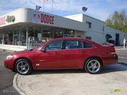 2007 Chevy Impala Interior 2007 Red Jewel Tint Coat Chevrolet Impala Ss 29342758 Photo 22