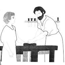 il giardino degli angeli catechismo disegni da colorare per bambini via crucis l idea migliore e pi禮