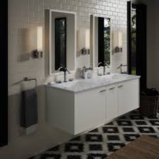Kohler Bathroom Cabinet by Kohler K 99548 Sd 1wm Jute Walnut Flax Wall Mount Bathroom