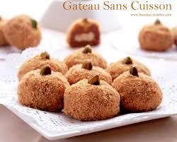 bonoise cuisine gateau algerien sans cuisson